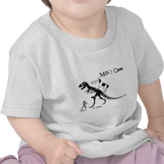 Vaca del MOO Camiseta