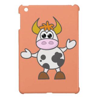 Vaca desconcertada