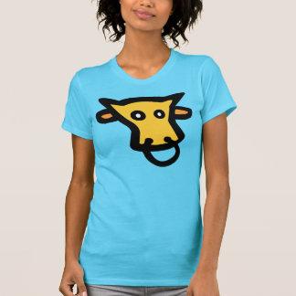 Vaca loca camisas
