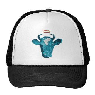 Vaca santa… es un gorra