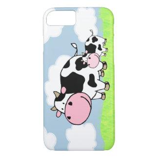 Vaca y bebé funda iPhone 7