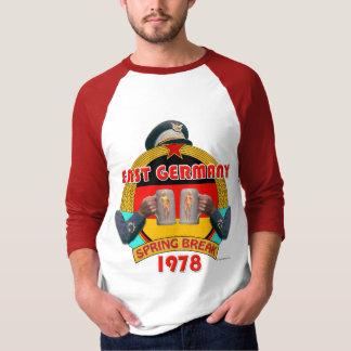 Vacaciones de primavera 1978 (luz) de la Alemania Camiseta