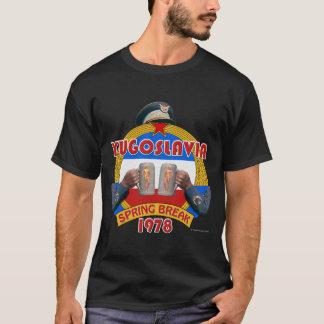Vacaciones de primavera 1978 (oscuridad) de camiseta