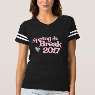 vacaciones de primavera 2017 camiseta