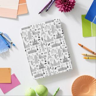 Vacaciones en el modelo de Europa Cubierta De iPad