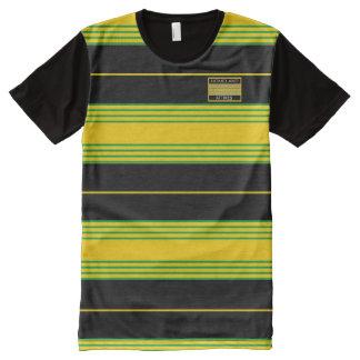Vacaciones modernas de moda de la camiseta del