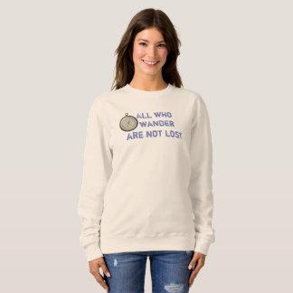 Vagabundo - camiseta de las señoras