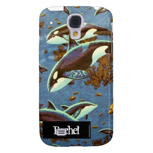 Vaina iPhone3G de la orca