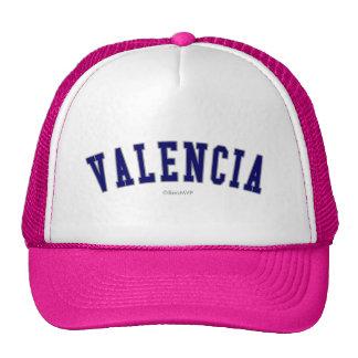 Valencia Gorra