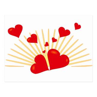 valentine postal