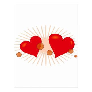 valentine tarjetas postales