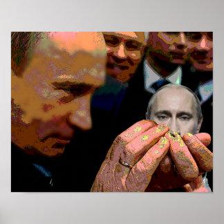 ¿Valerio Putin - quién son yo que crea? Póster