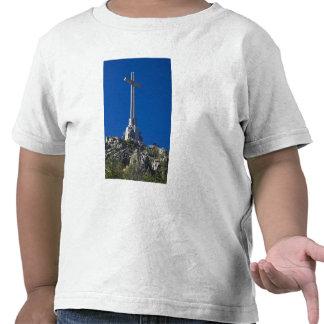 Valle de la haber caído monumento camiseta