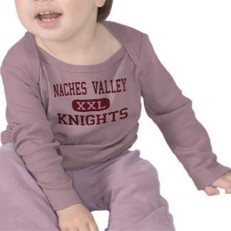 Valle de Naches - caballeros - centro - Naches Camisetas