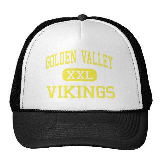 Valle de oro - Vikingos - alto - Minnesota cristal Gorro De Camionero