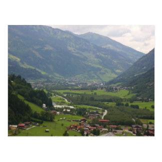 Valle de Stein, Austria Postal