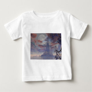 valle del arte 3d de dioses camisetas