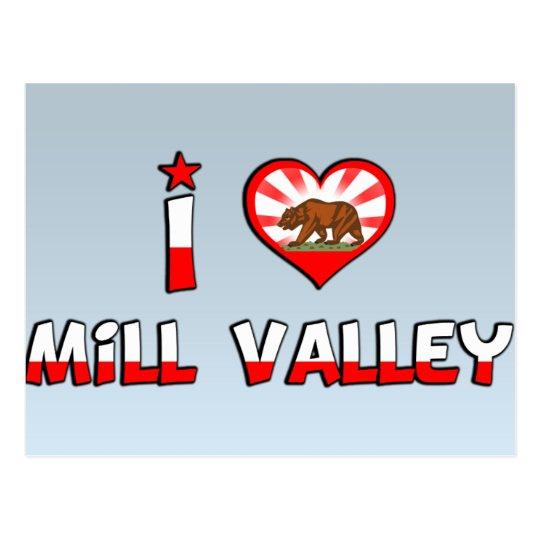 Valle del molino, CA Postal