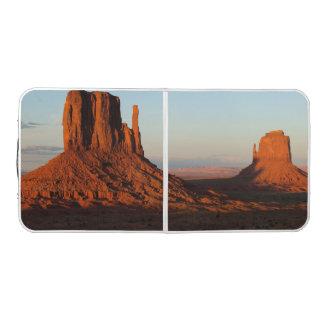 Valle del monumento, Colorado Mesa De Pong