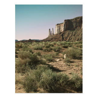 Valle del monumento postal