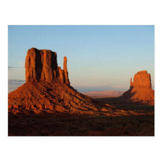 Valle del monumento, Utah Postal