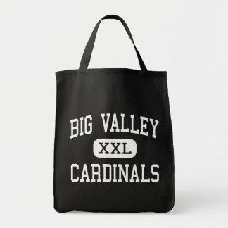 Valle grande - cardenales - alto - Bieber Californ Bolsa De Mano