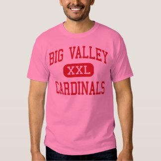 Valle grande - cardenales - alto - Bieber Camisas