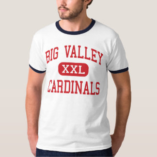 Valle grande - cardenales - alto - Bieber Camiseta