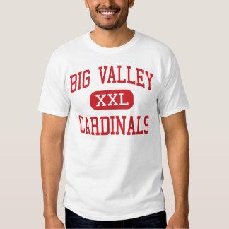 Valle grande - cardenales - alto - Bieber Camisetas