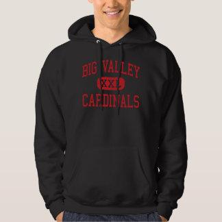 Valle grande - cardenales - alto - Bieber Pulóver