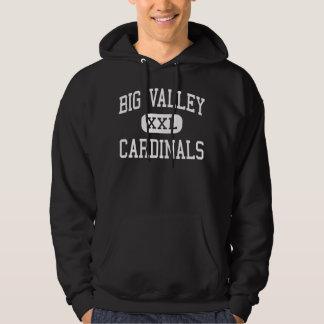 Valle grande - cardenales - alto - Bieber Sudadera