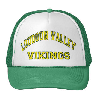 Valle Vikingos de Loudoun Gorras