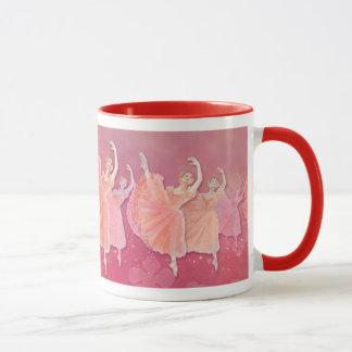 Vals de la taza del ballet de las flores
