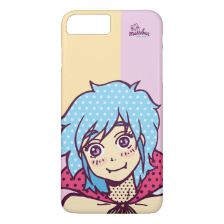 vampire girl kawaii funda para iPhone 8 plus/7 plus