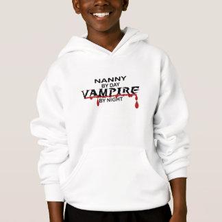 Vampiro de la niñera por noche