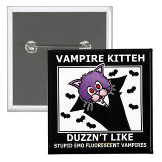 VAMPIRO KITTEH… PIN