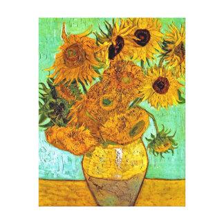 Miles de diseños de lienzos de arte de Van Gogh en Zazzle