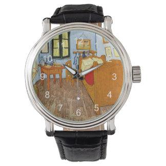Van Gogh: El sitio de Vincent Relojes