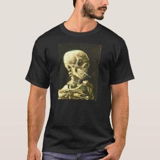 Van Gogh - jefe de un esqueleto Camiseta