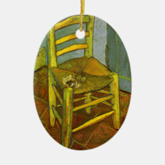 Van Gogh, la silla de Vincent con su tubo Adorno Para Reyes