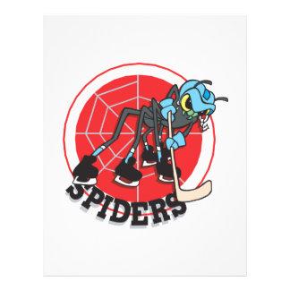 Van las arañas tarjetón