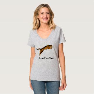 ¡Van les consiguen la camiseta del tigre - nadie