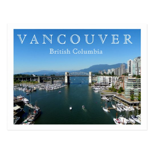 Vancouver, A.C. Postal