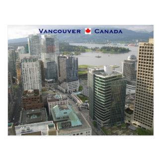 Vancouver Canadá Postal