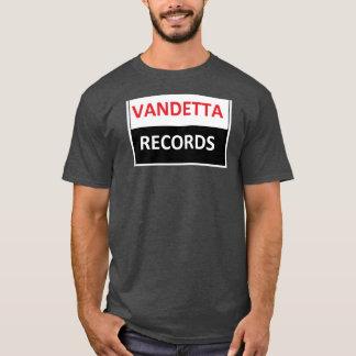 Vandetta registra la camiseta 2 del lema