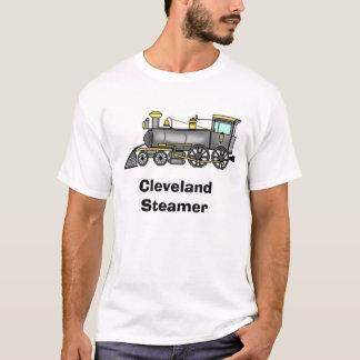 vapor, camiseta del vapor de Cleveland