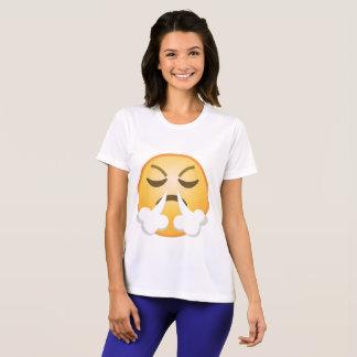 Vapor Emoji Camiseta