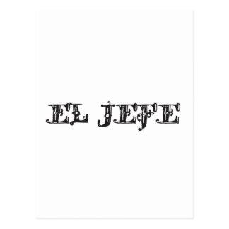Vaquero del Vaquero del logotipo del EL Jefe Postales