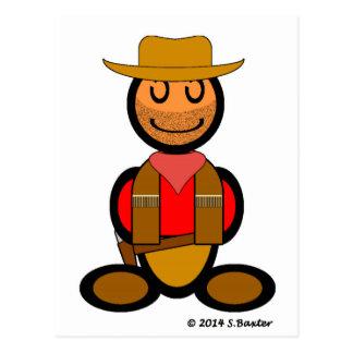 Vaquero (llano) postales
