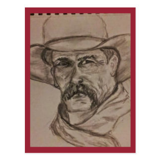 vaquero postal